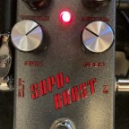 Kelster Von Shredster presents: Metropoulos Supa Boost, Clean Boost Pedal